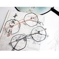 VKD2964 小梅花爆款眼镜,2色可选