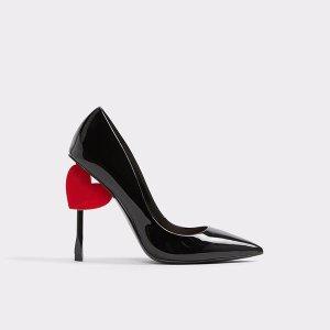 Cupidd 爱心高跟鞋