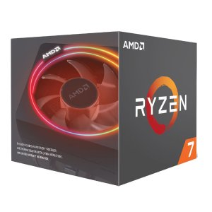 AMD Ryzen 7 2700X 3.7GHz 8 Core AM4 Boxed Processor with Wraith Prism Cooler