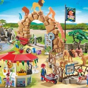 """买一件第二件6折Playmobil 德国儿童创造性拼装玩具年末特惠 可与""""乐高""""比肩"""