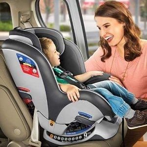 $297(原价$329.99)史低价:Chicco NextFit Zip Air 儿童安全座椅
