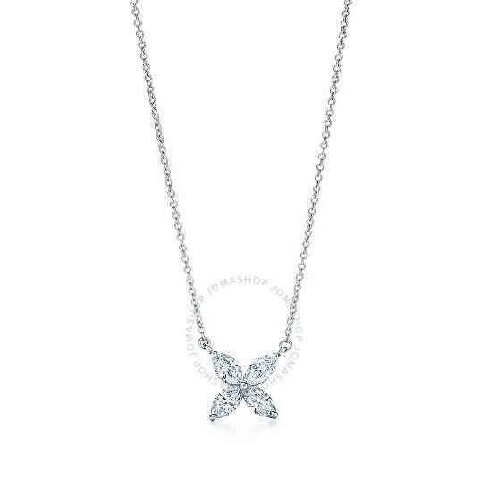 Marquise钻石项链