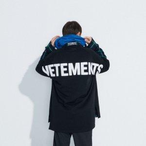 一律6折 €174收棒球帽Vetements 奢华街头风潮衣折扣热卖 潮人态度