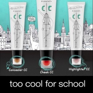 Too Cool for School CC霜