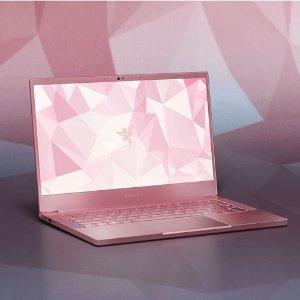 $1399Razer Blade Stealth 13 Quartz Pink laptop