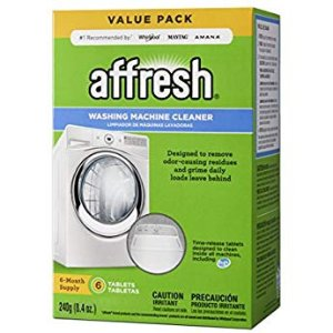 $6.15 包邮Affresh 高效洗衣机清洁片,3个
