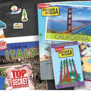 Extra 30% Off + Free ShippingHighlights Travel & Adventure Puzzle Books