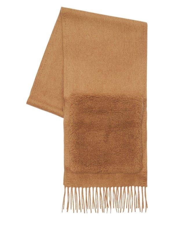 WKTEDD1 羊绒围巾