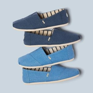 Extra $10 Off + Up to 60% Off@ TOMS