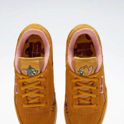 Tom and Jerry 合作款 中童 Club C 运动鞋