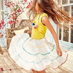 低至额外8折Mini Boden 英伦童装新品上市,人见人爱的高颜值+高品质