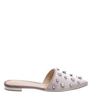 Schutz尖头穆勒鞋