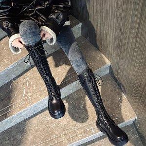 全场8折 €31收骑士靴ASOS 今年爆火骑士靴、厚底鞋热卖 鬼马女孩必备大牌平替