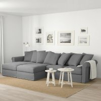 Ikea GRONLID 4座布艺沙发