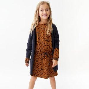 低至5折Zara 儿童服饰、鞋履年终特卖 宝宝也能走进时尚圈
