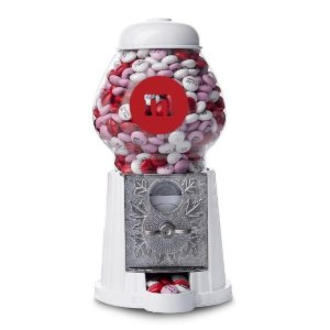M&M'sRed M Logo Personalized M&M'S® Candy Dispenser