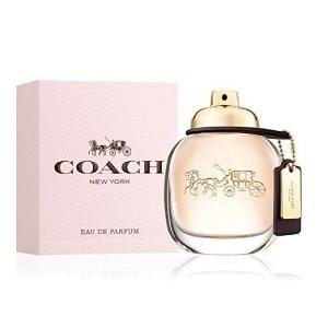 $59.97(原价$96)Coach 蔻驰 时尚经典淡香水50ml 仿如漫步于纽约上东区
