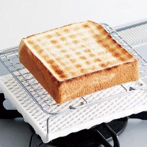 2个日本直邮到手价€17/个日式陶瓷烤网 烤肉、面包、饭团、年糕 Vlog博主烤盘