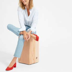 New Arrivals!The Day Heel @ Everlane