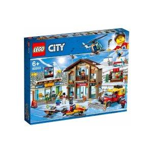 Lego滑雪度假村 60203