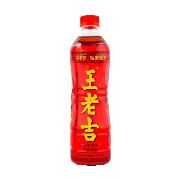 王老吉 凉茶植物饮料 500ml 瓶装