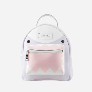 $183.6GRAFEA WOMEN'S ZIPPY SHARK BACKPACK