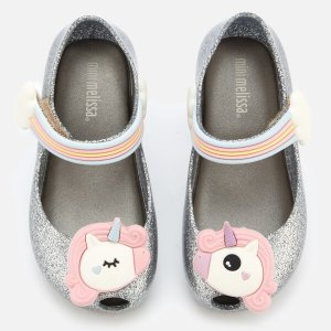 Mini melissa儿童果冻鞋