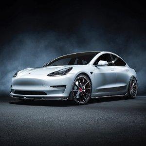 Model 3 图赏改装新世代 电动车也可以这么帅