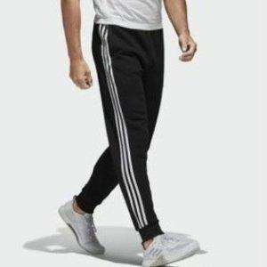 17.49($45.00) adidas Men's Essentials 3-Stripe Jogger Pants