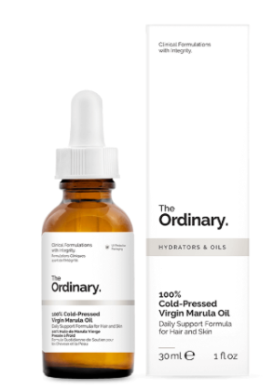 The Ordinary | 100% Cold-Pressed Virgin Marula Oil - 30ml
