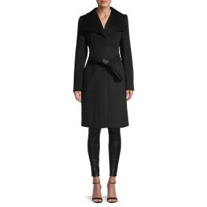 Karl Lagerfeld羊毛大衣