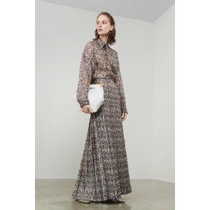 Victoria Beckham印花连衣裙