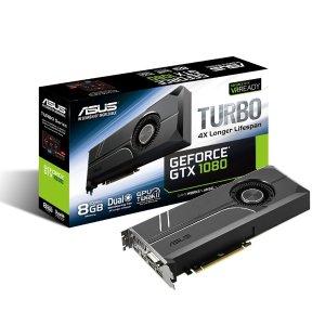JPY 57774 ($536.55)ASUS GeForce GTX 1080 8GB TURBO Graphic Card