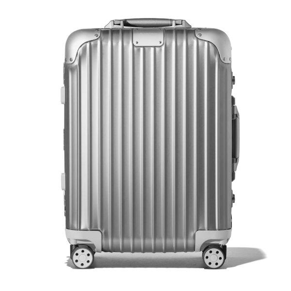 Original Cabin S 银色行李箱