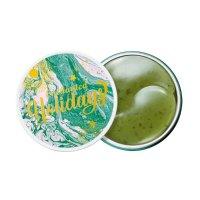 JAYJUN GREEN TEA EYE GEL PATCH HOLIDAY EDITION JAR