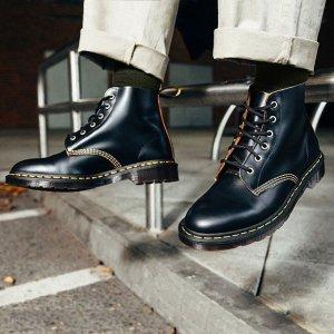 满$99立减$40+免邮Shoes.com 美鞋特卖 收经典8孔马丁靴