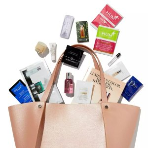 Receive Free Beauty Samples & Travel Cosmetics Bag with $125 Beauty Purchase @ Neiman Marcus
