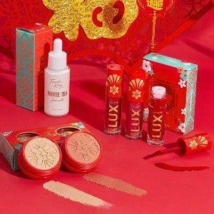 9折 $7.2收唇釉上新:Colourpop 卡拉泡泡新年限定彩妆热卖 收唇釉套装