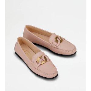 Tod's封面类似款乐福鞋