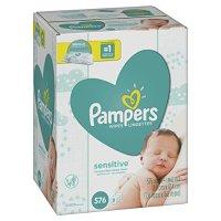 防過敏寶寶濕巾,無香,576 Count