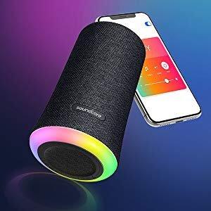 $59.99 (原价$109.99)Anker Soundcore Flare 360°蓝牙音箱 2个