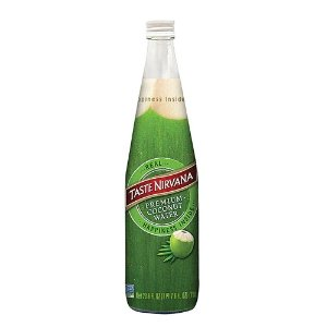 20% off with purchase $50+Taste Nirvana Real Coconut Water -- 23.6 fl oz
