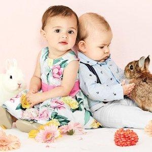 3折 $5抢连衣裙 连体爬服$3.6最后一天:Carter's 婴儿爬服 仙女连衣裙清仓 八哥价拼手速抢