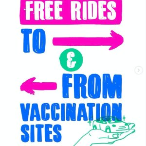 Free RidesUber, Lyft to Offer Free Rides to Vaccination Sites