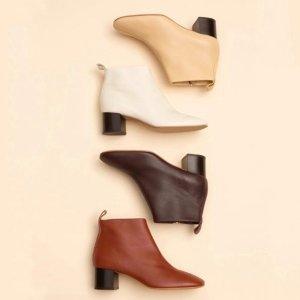高冷极简 线条美感Everlane官网 超多美鞋款式 好价收大牌质感