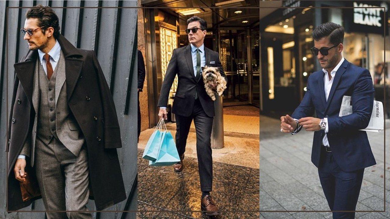 购买西装必须了解的常识!设计剪裁、面料工艺、测量尺码、成衣与定制的区别...