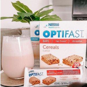 首单7折+免费杯子OPTIFAST代餐奶昔新人好价  减脂代餐好口味