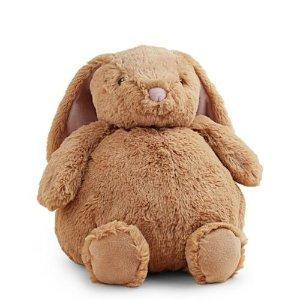 最高可获得$750礼卡最后一天:Gund 毛绒玩具促销 热卖小肥兔纸、胖企鹅都有货 赶紧抱回家