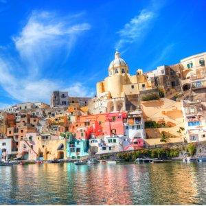 $397Round-trip Flight from New York City to Naples Italy
