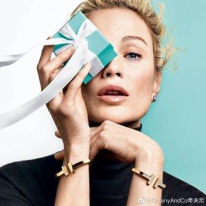 低至5.6折+至高减$100独家:Tiffany & Co 首饰专场特卖,好价收 T 字戒指